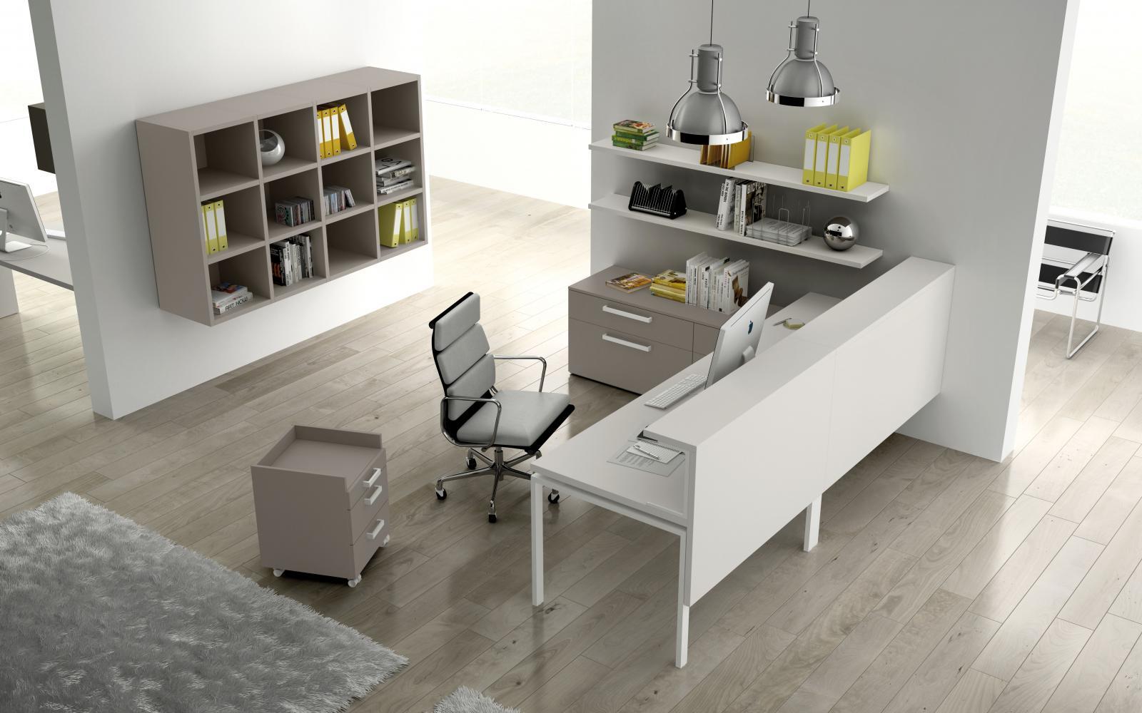 Sistemi d arredo per ufficio real time casa for Armonie d arredo