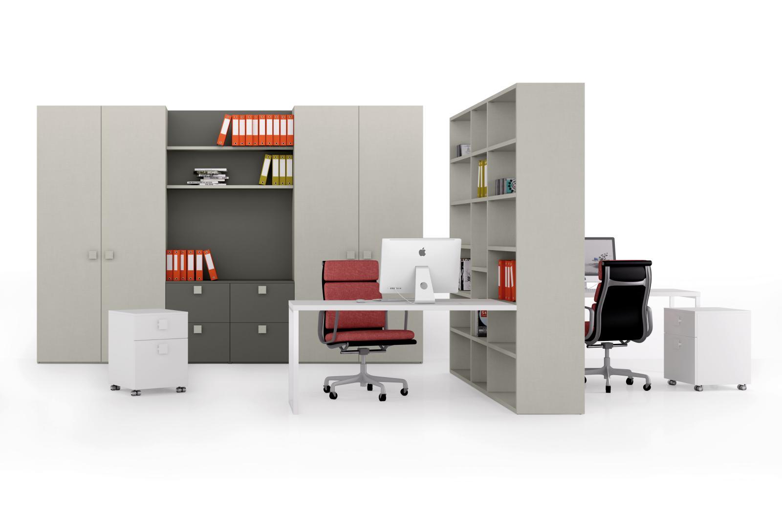 Sistemi d arredo per l ufficio real time casa - Sistemi antiallagamento per casa ...