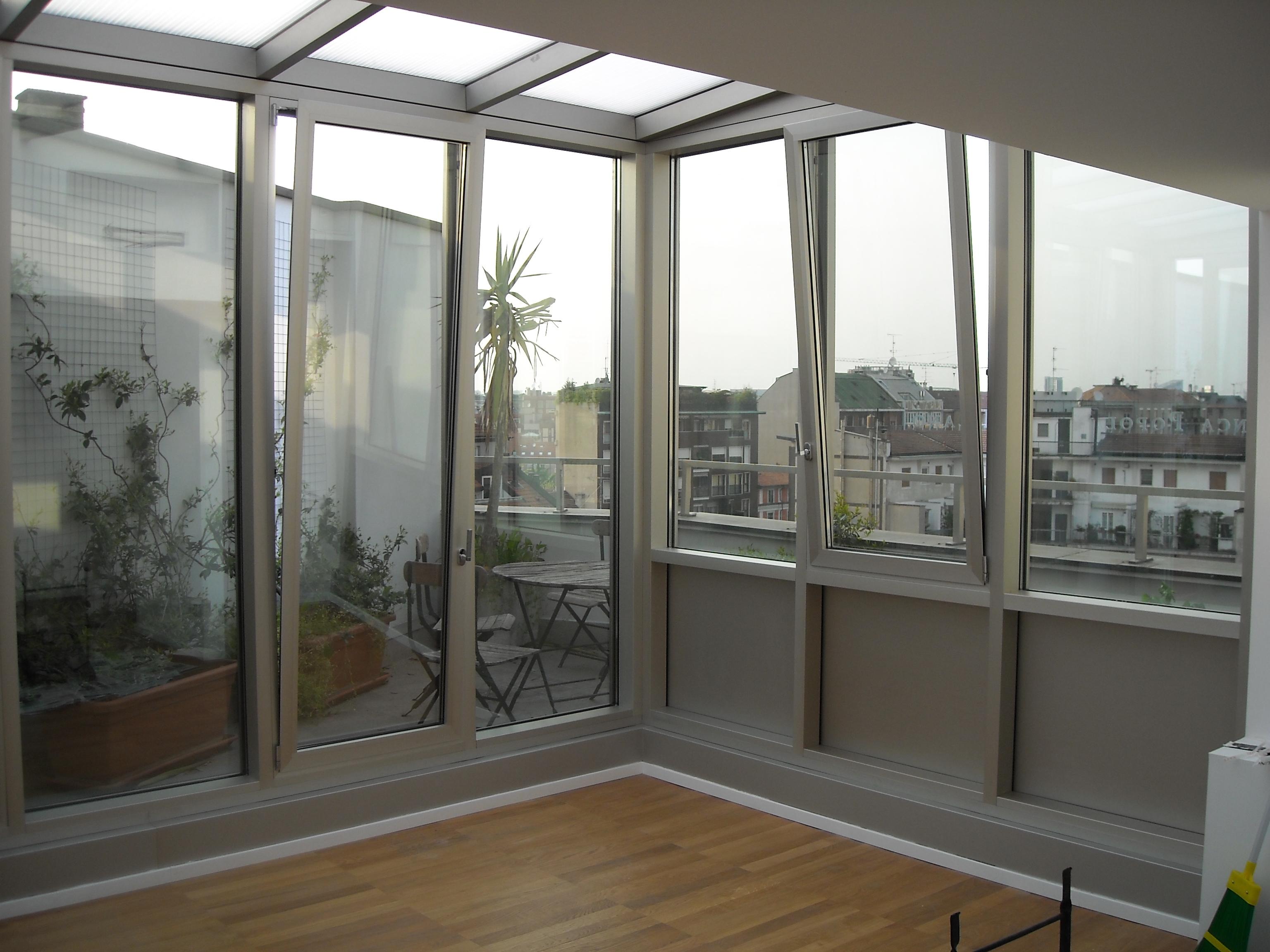 La serra sul tetto real time casa for La serra progetta le planimetrie